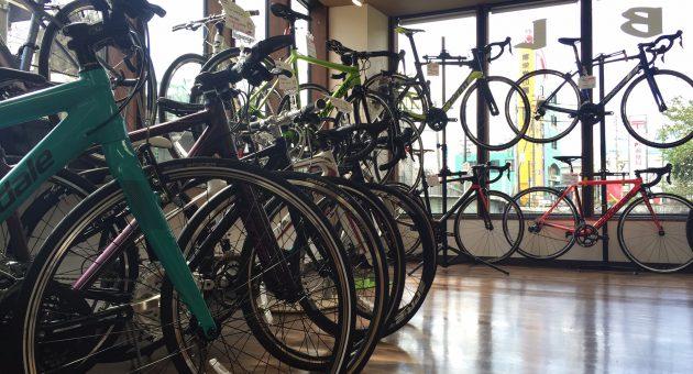 風を切る爽快感! スポーツバイクで 新しいライフスタイルを始めよう。