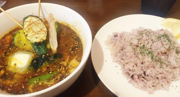 スープカレーの聖地、北海道の味を味わおう!