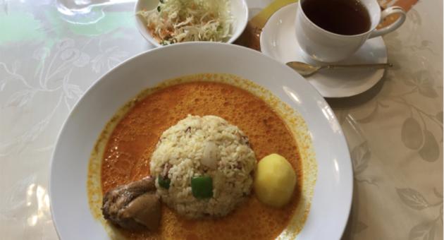 スリランカ家庭料理「ルワニ」