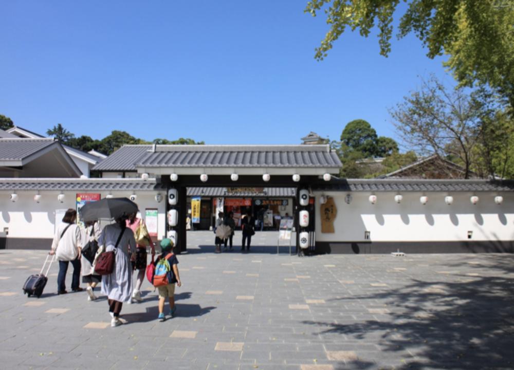 桜の馬場 城彩苑(前編)
